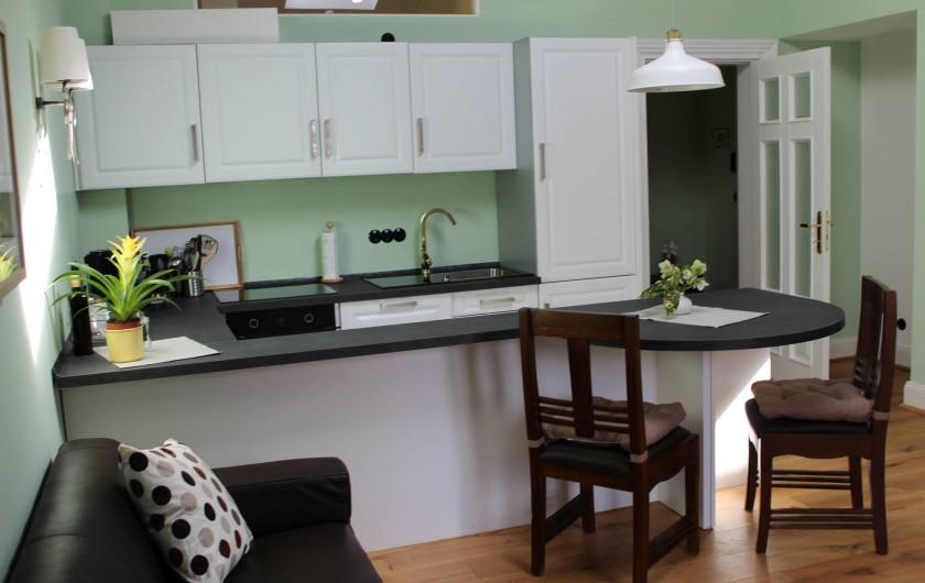 Location de vacances - Appartement à Bad Ems - Coin cuisine
