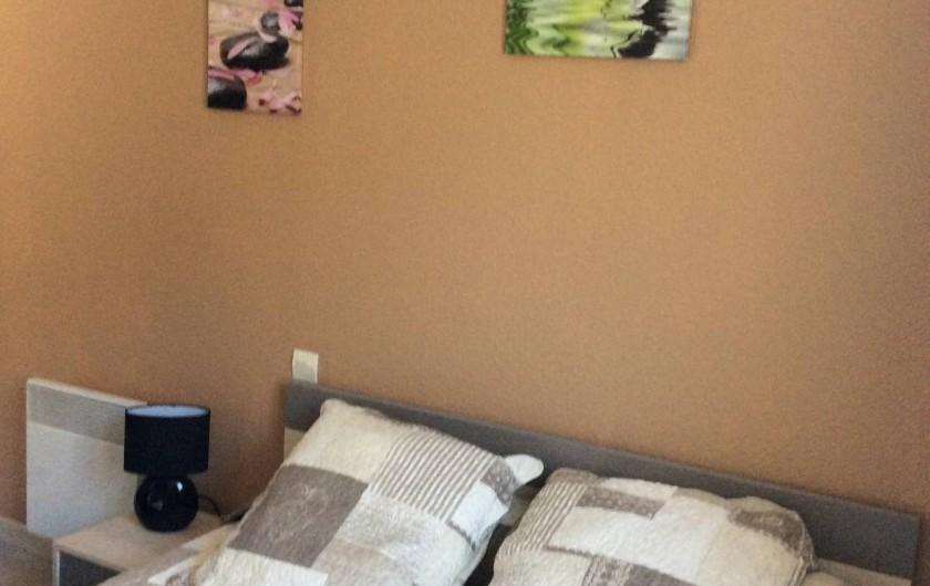 Location de vacances - Appartement à Amélie-les-Bains-Palalda - chambre 2