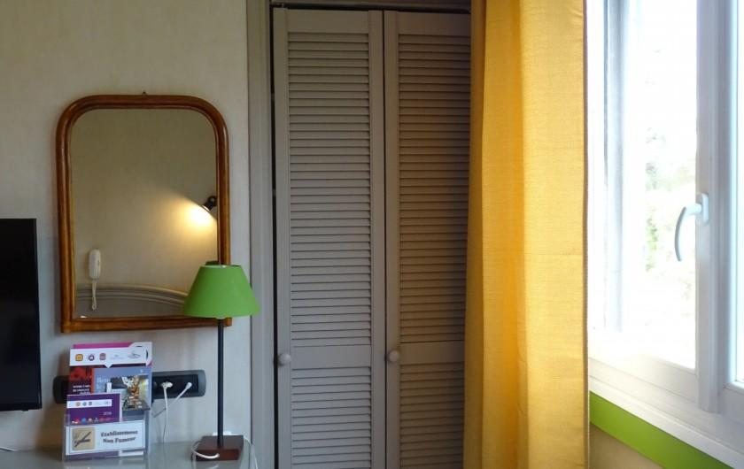 Location de vacances - Hôtel - Auberge à Albi - Placard chambre