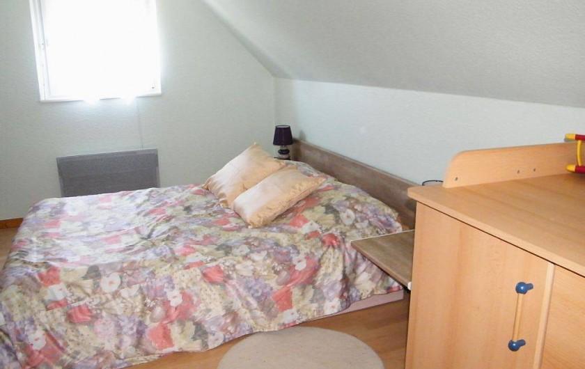 Location de vacances - Gîte à Kertzfeld - chambre 2