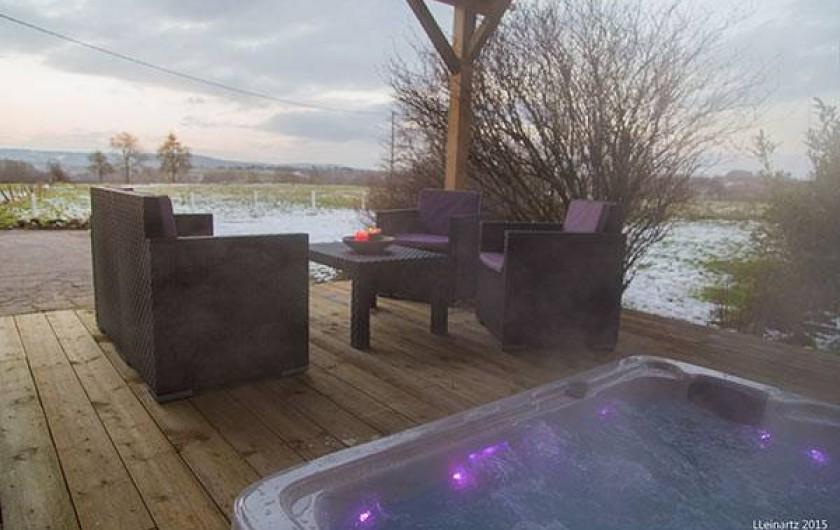 Location de vacances - Chambre d'hôtes à Hombourg