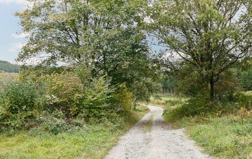 Location de vacances - Gîte à Auby-sur-Semois