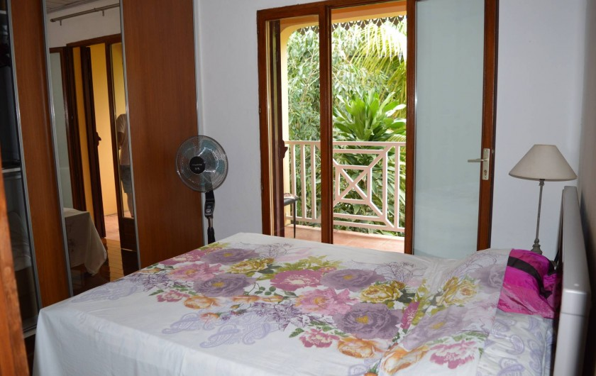 Location de vacances - Appartement à Bois De Nèfles