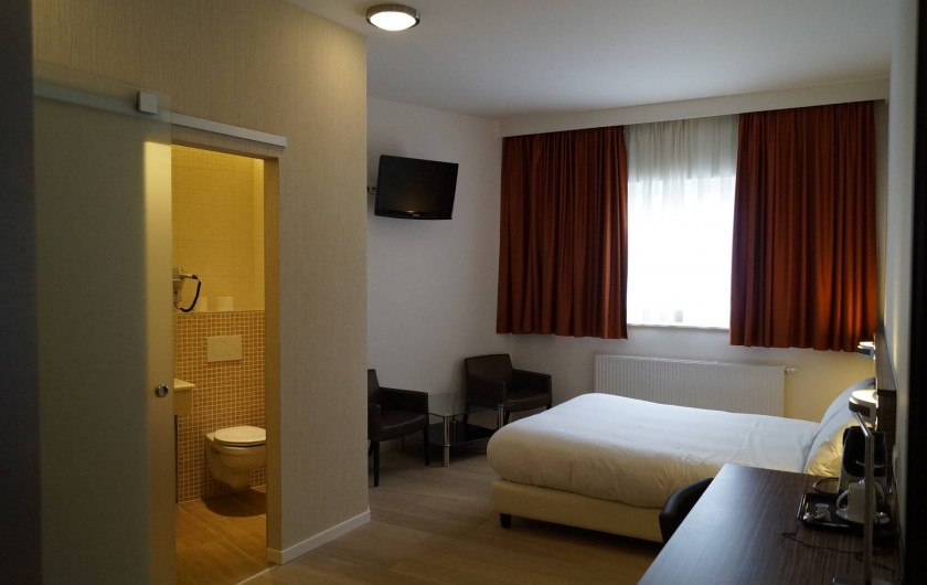 Location de vacances - Hôtel - Auberge à Zaventem - Superior Double Room