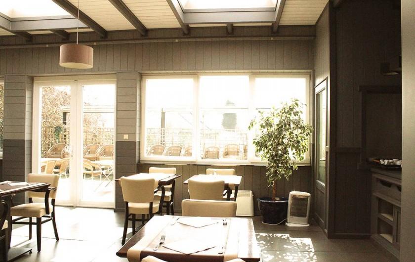 Location de vacances - Hôtel - Auberge à Zaventem - Restaurant Veranda