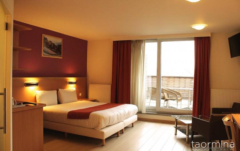 Location de vacances - Hôtel - Auberge à Zaventem - Manager Double Room with balcony