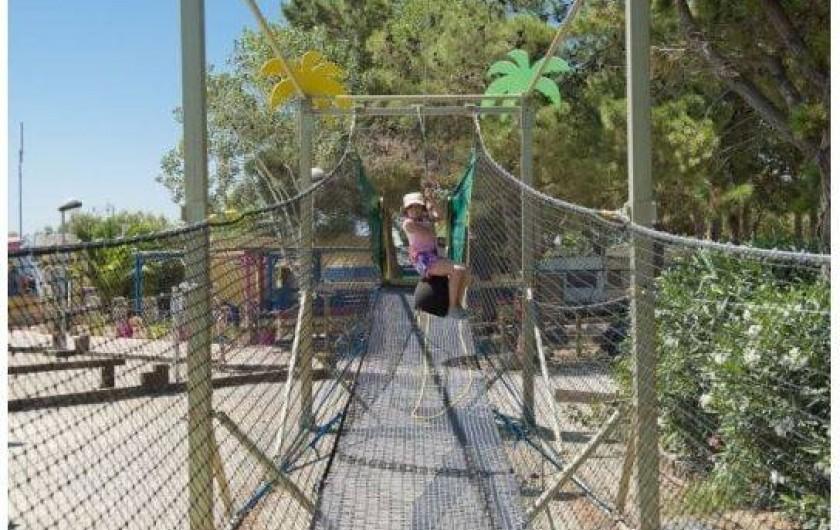 Location de vacances - Bungalow - Mobilhome à Torreilles Plage