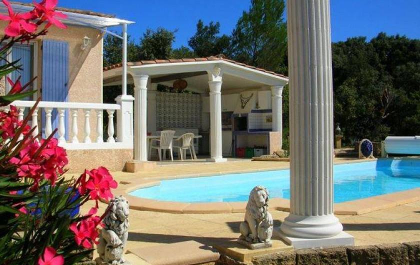 Location de vacances - Villa à Vers-Pont-du-Gard