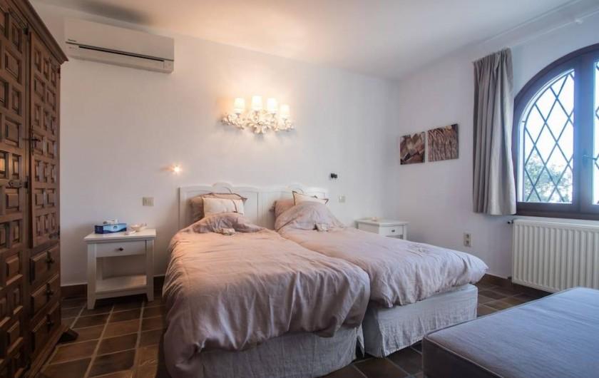 Location de vacances - Villa à Benissa - 1er étage