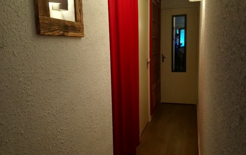 Location de vacances - Appartement à Mont-de-Lans