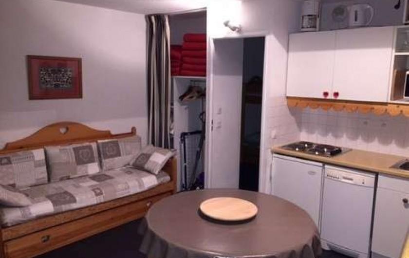 Location de vacances - Appartement à Station de Risoul 1850