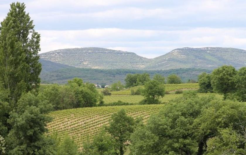 Location de vacances - Camping à Barjac