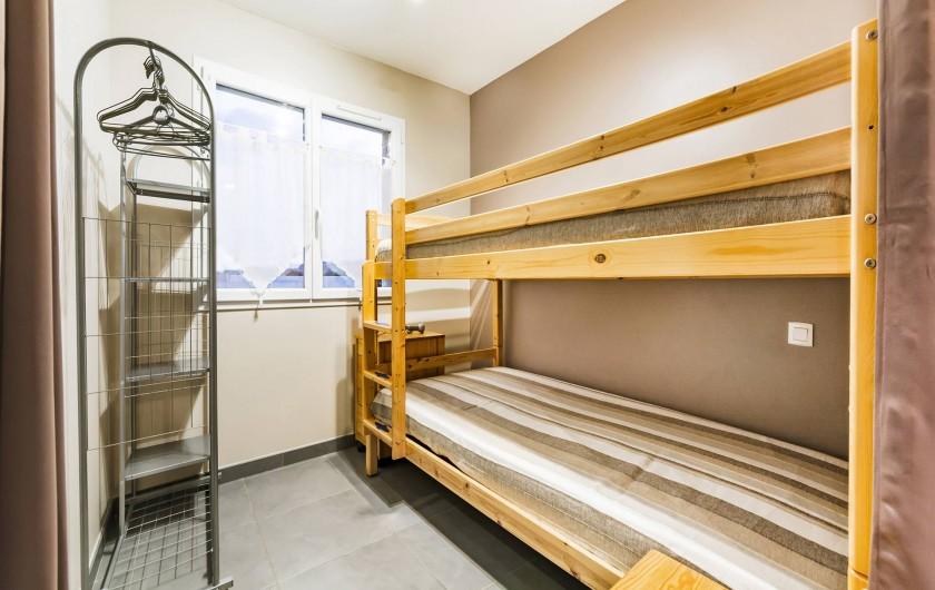 Location de vacances - Gîte à Trausse - chambre 2 lits