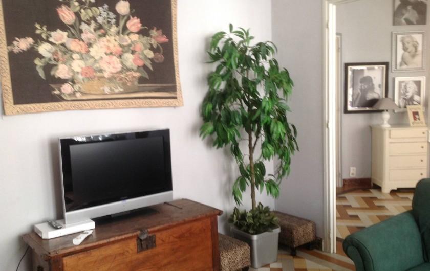 Location de vacances - Appartement à Perpignan - TELE