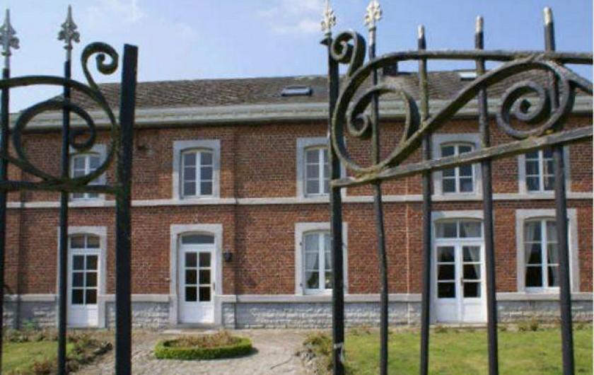 Location de vacances - Gîte à Buissonville