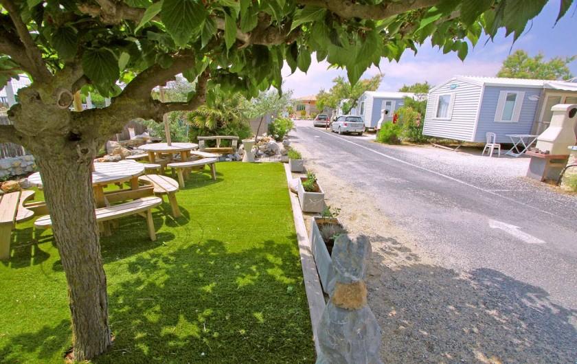 Location de vacances - Bungalow - Mobilhome à Leucate - O'phéa 34 et 31