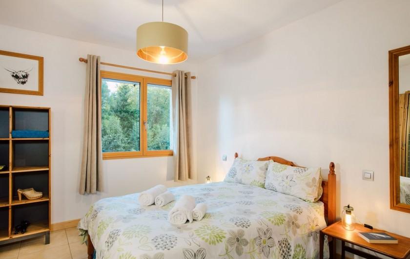 Location de vacances - Chalet à Samoëns - chambre 1