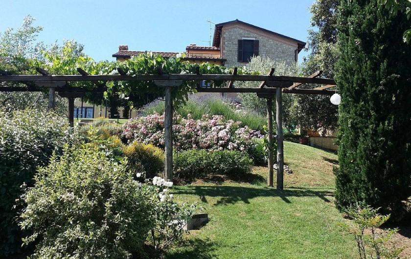 Location de vacances - Villa à San Venanzo - La Pergola