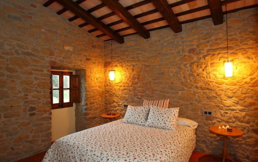 Location de vacances - Mas à Gérone - Chambre 1er étage