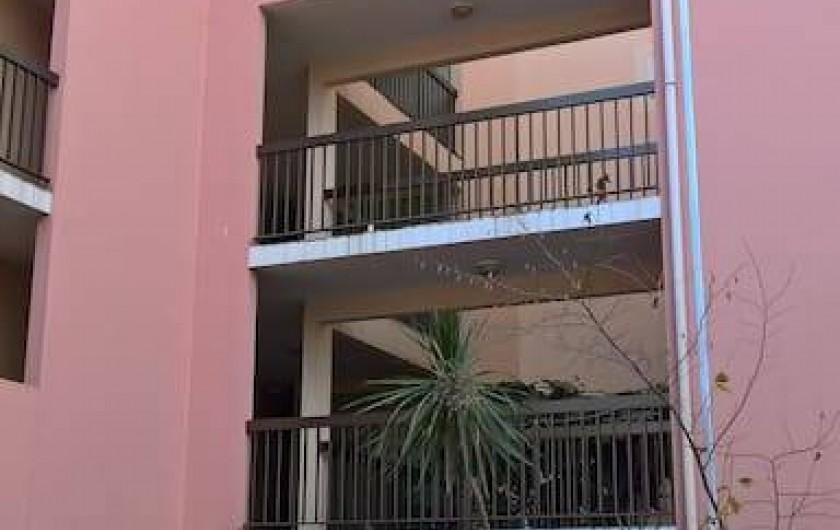 Location de vacances - Appartement à Six-Fours-les-Plages