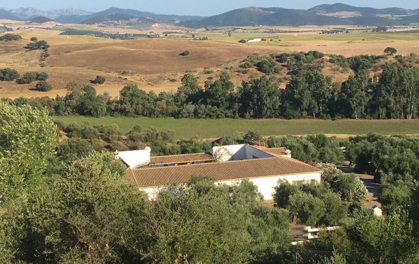 Location de vacances - Villa à Villamartin - MAISON ENTOUREE DES OLIVIERS. PARC DE 14 HECTARES