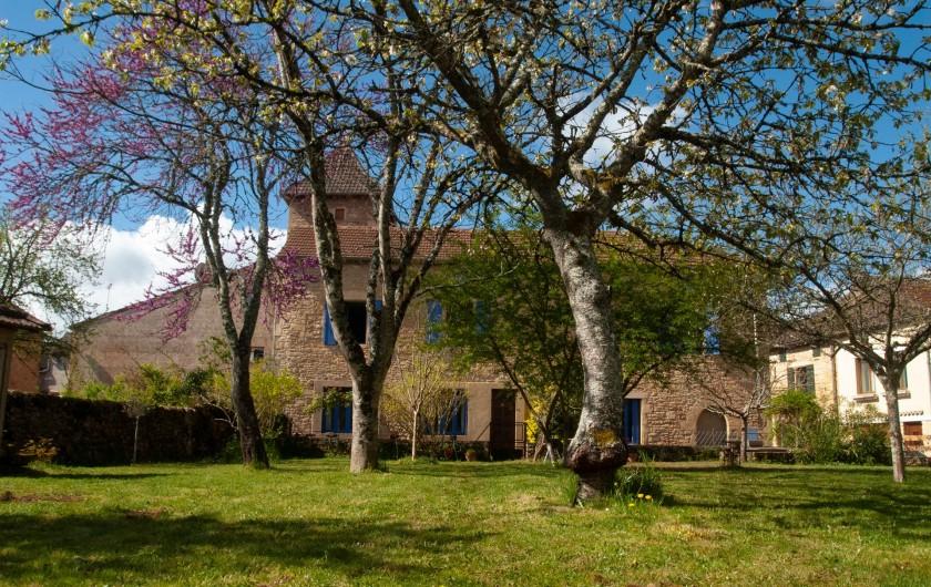 Location de vacances - Villa à Goujounac - Le Pigeonnier du Bourg