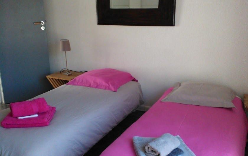 Location de vacances - Villa à La Flotte - Chambre 2