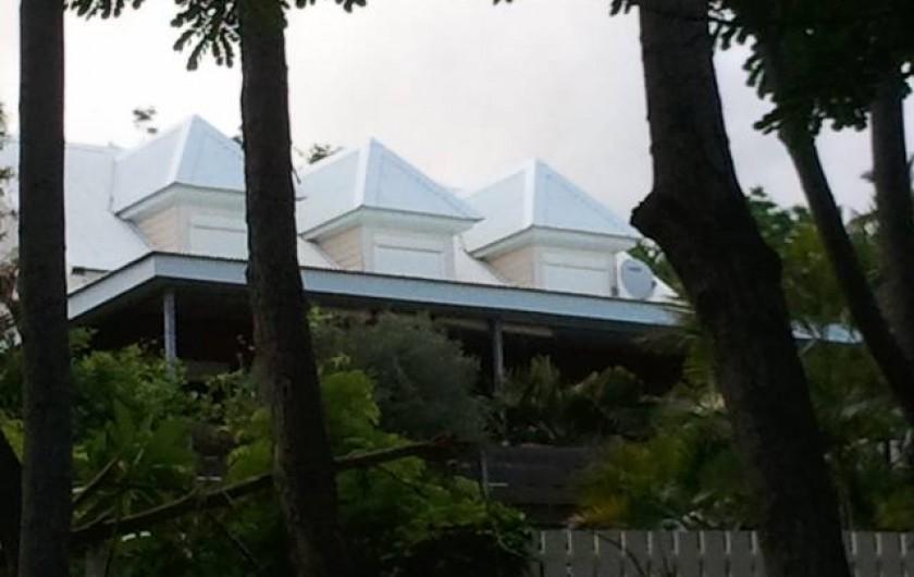 Location de vacances - Villa à Saint-Paul - Villa côté ouest