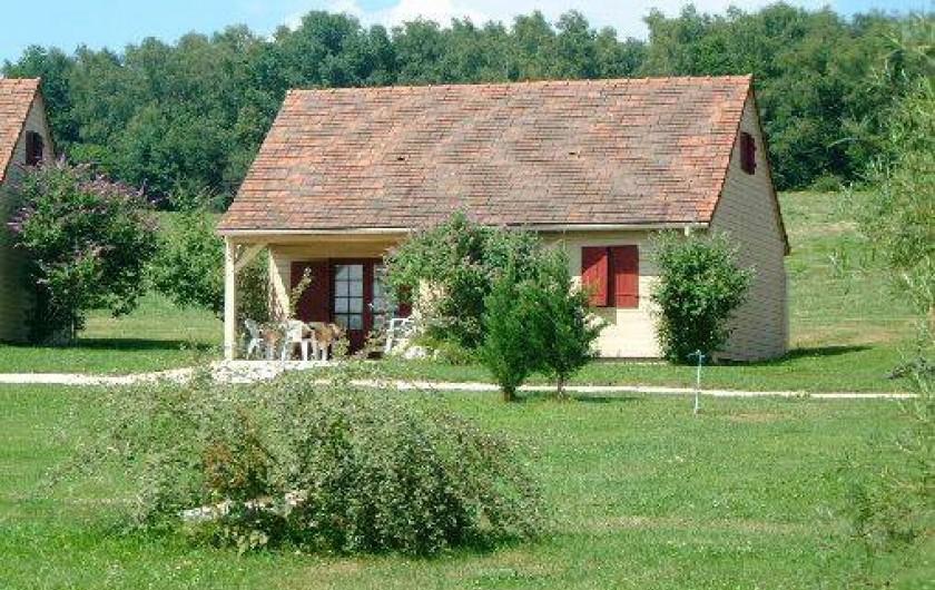 Location de vacances - Gîte à Payzac
