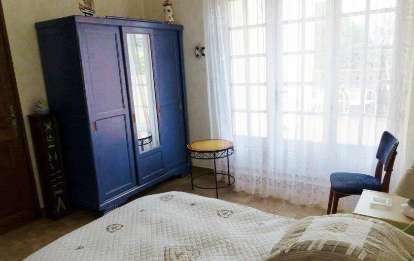 Location de vacances - Chambre d'hôtes à Comps - chambre Camargue