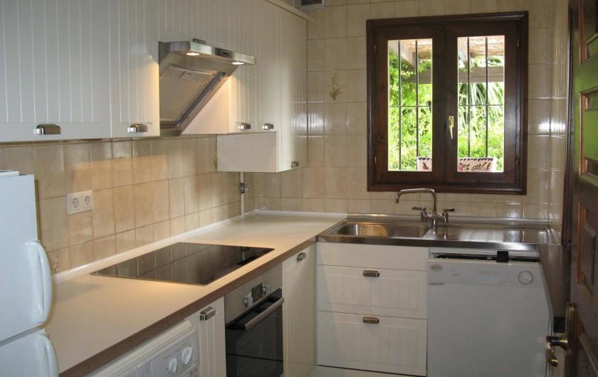 Location de vacances - Chalet à Marbella - cuisine