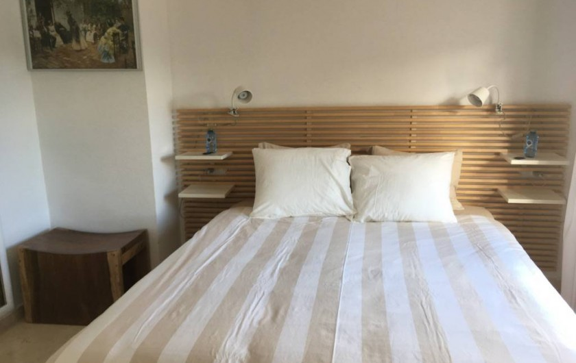 Location de vacances - Chalet à Marbella - 1ière chambre