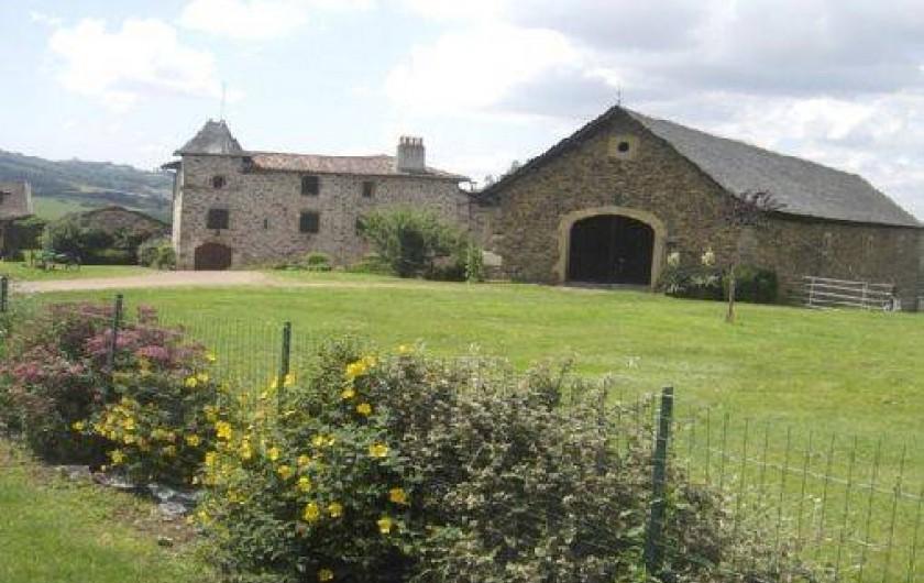 Location de vacances - Gîte à Saint-Santin