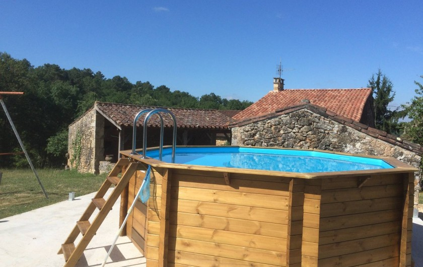 Location de vacances - Maison - Villa à Cuzorn - ^piscine privative