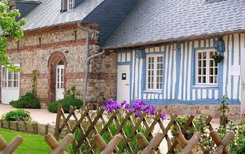 Location de vacances - Chalet à Sotteville-sur-Mer