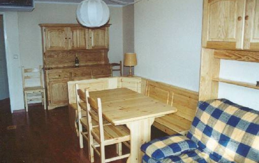 Location de vacances - Appartement à Le Corbier