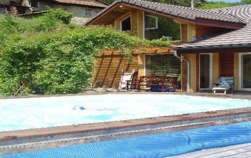 Location de vacances - Chalet à Allevard