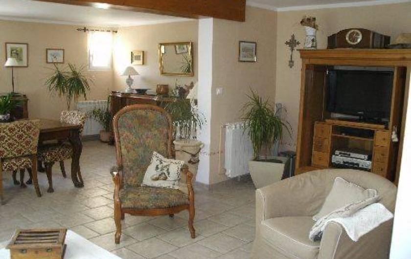 Location de vacances - Villa à Jonquières