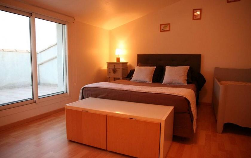 Location de vacances - Chambre d'hôtes à Armissan