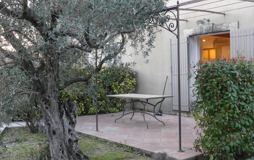 Location de vacances - Gîte à Saint-Rémy-de-Provence