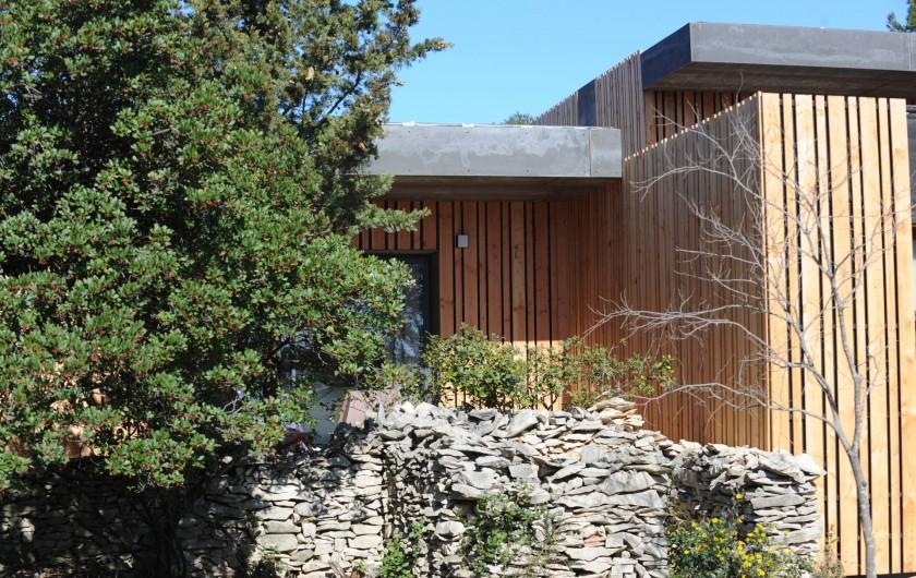 Location de vacances - Chambre d'hôtes à Nîmes - Construction passive PopUp House