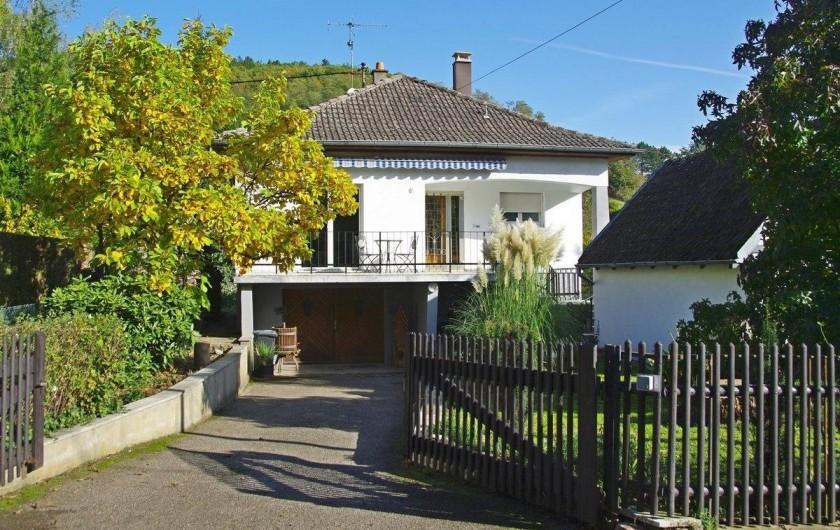 Location de vacances - Gîte à Jungholtz