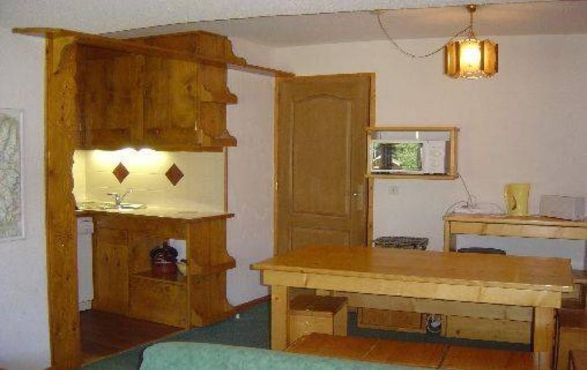 Location de vacances - Appartement à La Tania