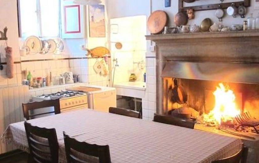 Location de vacances - Villa à Isola San Giulio - cuisine