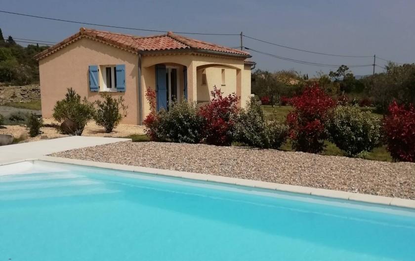 Location de vacances - Villa à Les Vans - Maison 'La Transhumance'