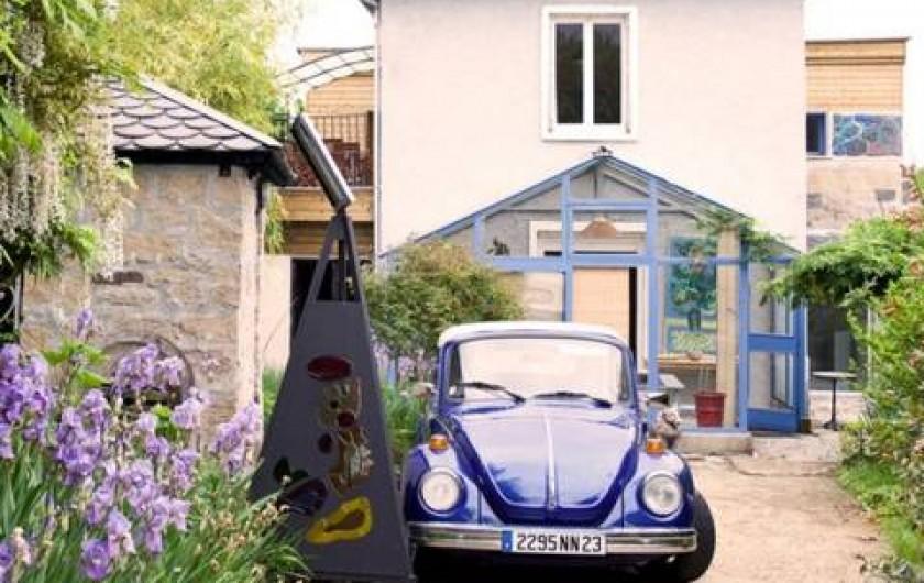 Location de vacances - Chambre d'hôtes à Limoges