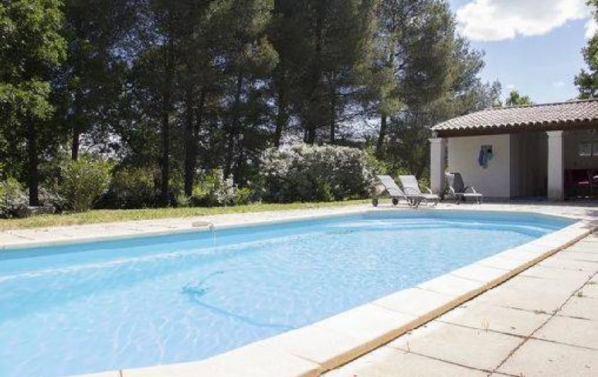 Location de vacances - Villa à Trets