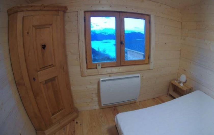 Location de vacances - Chalet à Le Collet d'Allevard - chambre 2