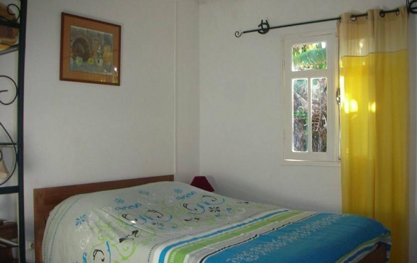 Location de vacances - Gîte à La Saline Les Hauts - une chambre double