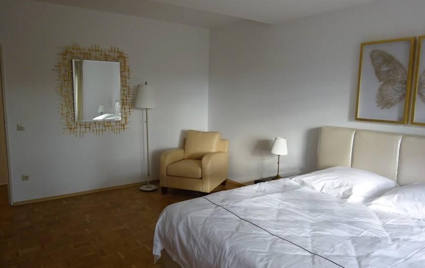 Location de vacances - Appartement à Linz - Salle à coucher no. 1